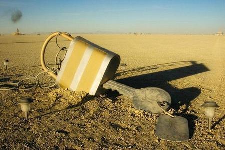 """Фестиваль """"Burning Man! """" вНеваде. Изображение № 16."""