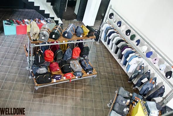"""Новый магазин одежды """"Welldone"""" в FLACON'е. Изображение № 5."""