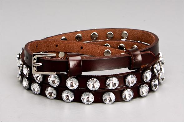 Новая коллекция женских кожаных ремней от Sevaro Elit. Изображение № 10.