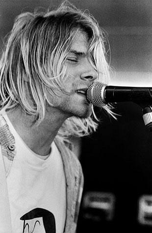 Изображение 14. Kurt Donald Cobain.. Изображение № 3.