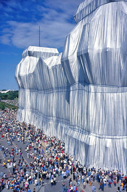 Christo and Jeanne Claude. Изображение № 24.