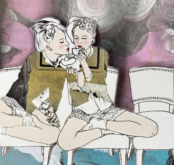 Иллюстратор Belinda Chen. Изображение № 7.
