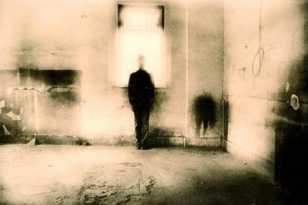 Бёрёц Балаж – фотограф автопортретист. Изображение № 11.