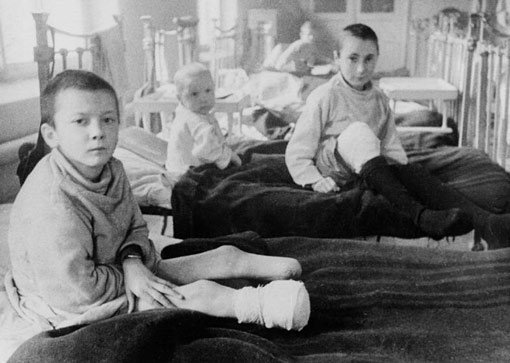 Блокада ленинграда. Изображение №17.