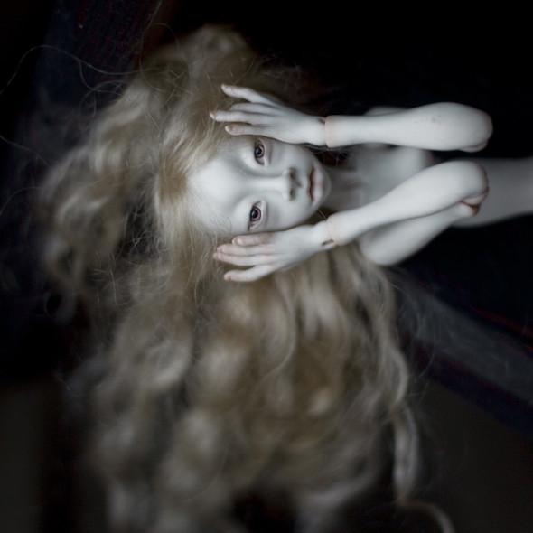 Изображение 14. Фарфоровые куклы Лидии Снуль.. Изображение № 13.
