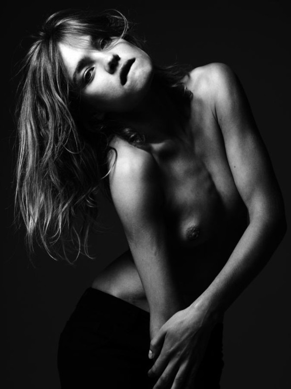 Natalia Vodianova byHedi Slimane. Изображение № 16.