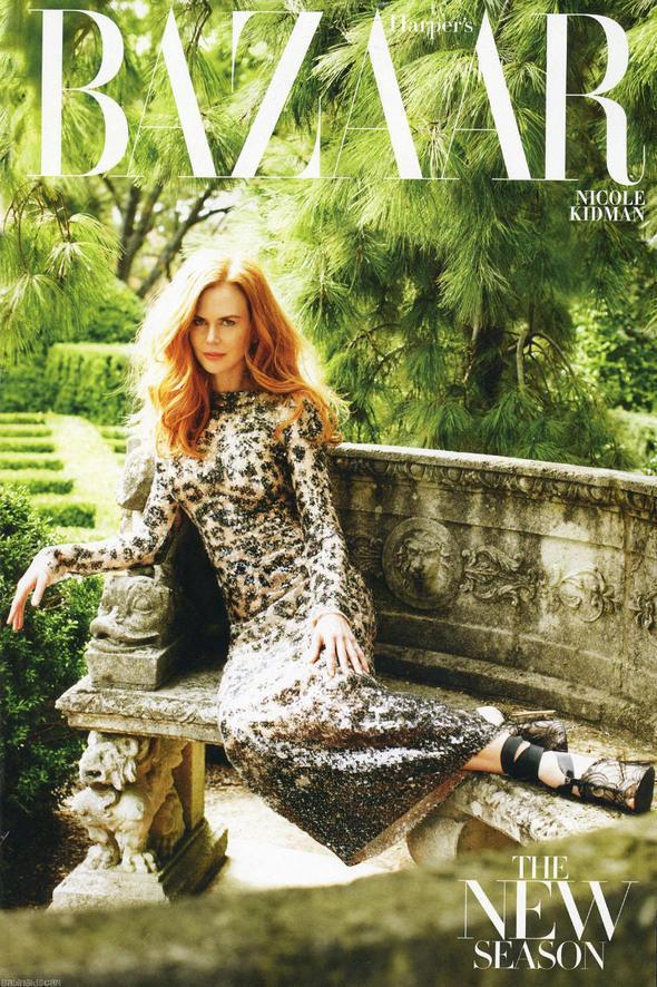 Изображение 68. Съемки: Harper's Bazaar, Industrie, Vogue и другие.. Изображение № 1.