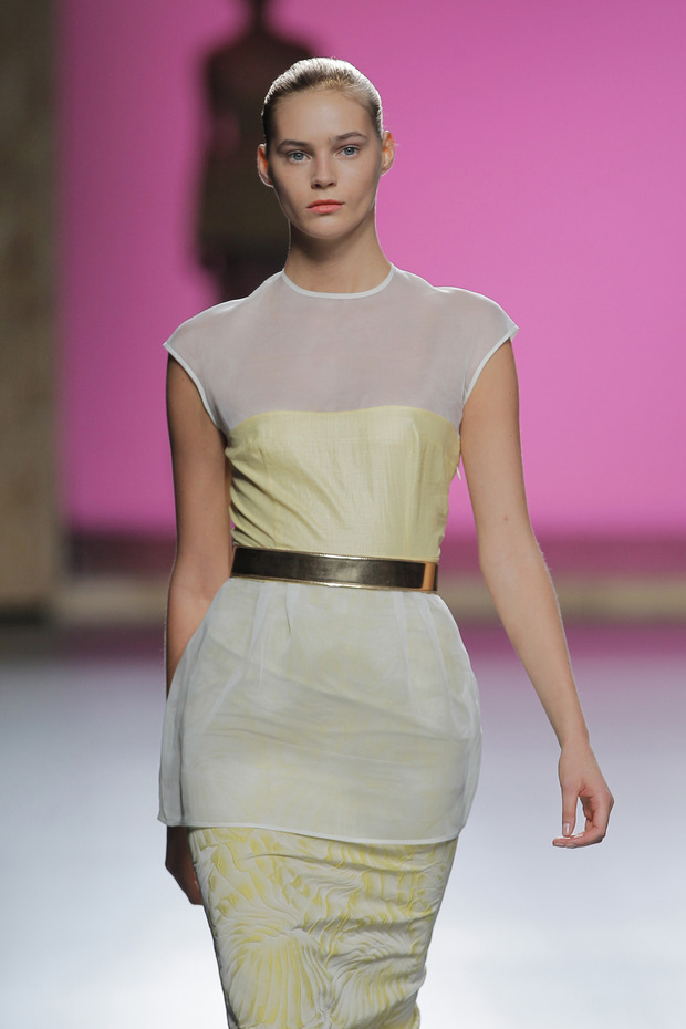 Madrid Fashion Week SS 2013: DUYOS. Изображение № 10.