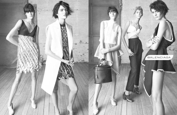Balenciaga, Jill Stuart и Loewe показали новые кампании. Изображение № 3.