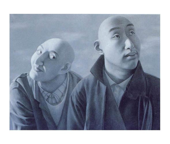 Изображение 91. Черты лица: 10 портретистов.. Изображение № 100.