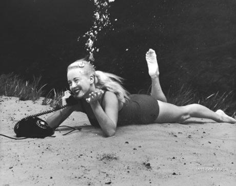 Подводные фотографии Bruce Mozertom 1938 года. Изображение № 5.