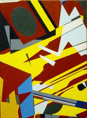 Точка, точка, запятая: 10 современных абстракционистов. Изображение № 81.