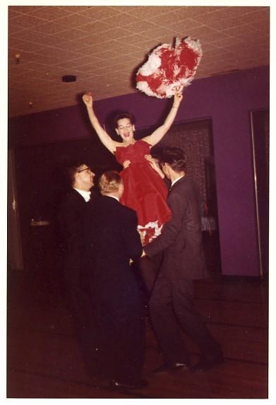 Dance Lessons 1958–1962. Изображение № 11.