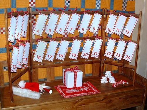 Рождественский календарь. Изображение № 20.