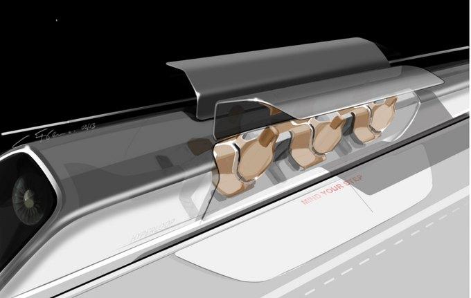 Элон Маск представил новый сверхскоростной транспорт. Изображение № 3.