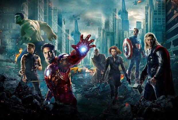 «Мстители» вошли в тройку самых кассовых фильмов всех времен. Изображение № 1.