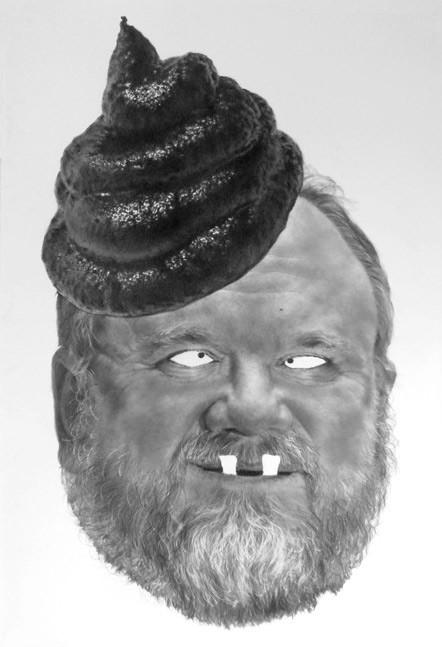 Человек-какашка. Изображение №5.