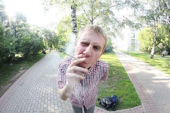 Шурик Васильев. Поэт-программист. Изображение № 1.