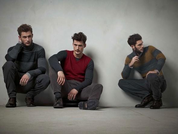 Лукбук: Dolce & Gabbana FW 2011 Men's. Изображение № 28.
