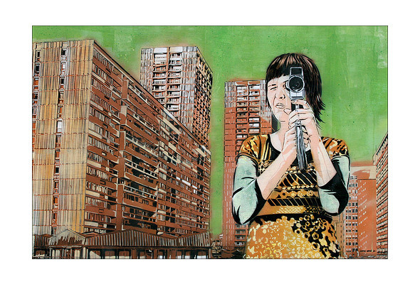 Изображение 55. Le стрит-арт.. Изображение № 63.
