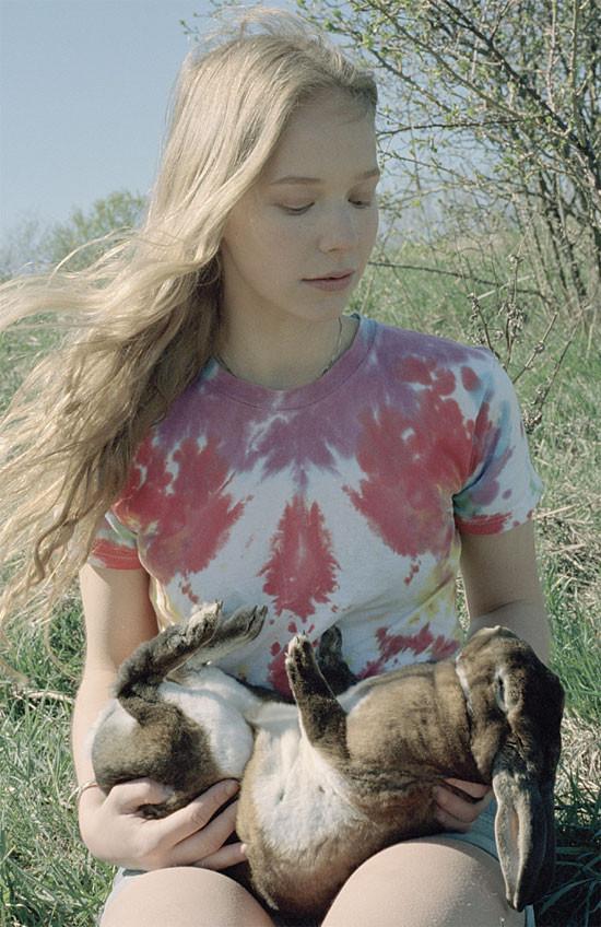 New animal models - животные в фэшн съемках. Изображение № 22.