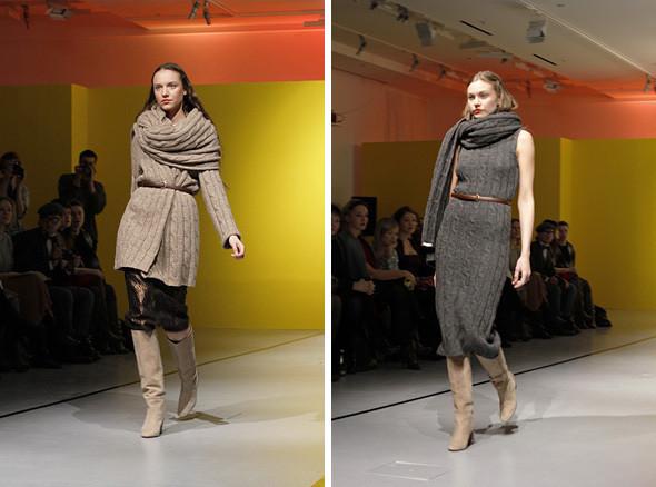 Изображение 10. Lena Vasilyeva FW 2011: готовое платье.. Изображение № 10.