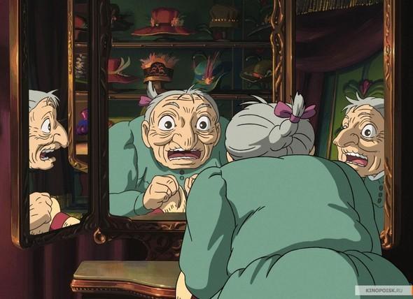 Добрый волшебник, Хаяо Миядзаки. Изображение № 50.
