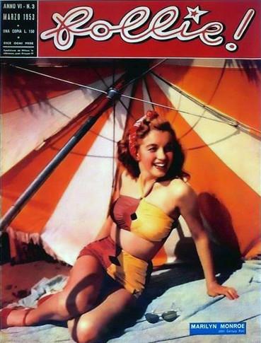 Изображение 40. Marilyn Monroe, pin-up girl.. Изображение № 27.