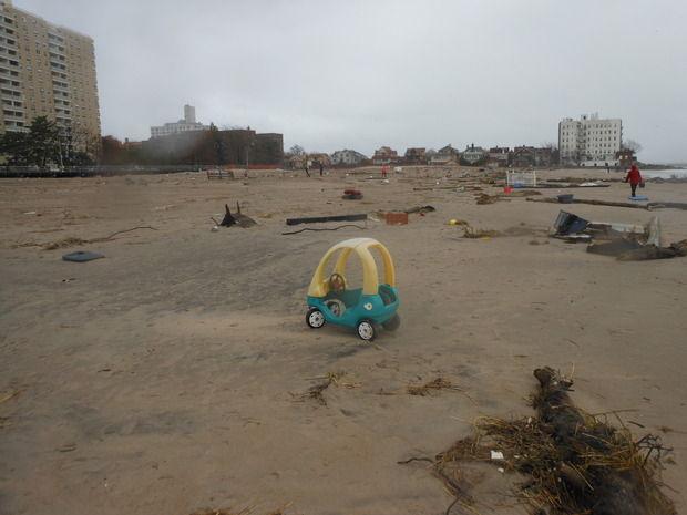 Эгоистические заметки о том, как я повстречался с супер-ураганом Сэнди. Изображение № 9.