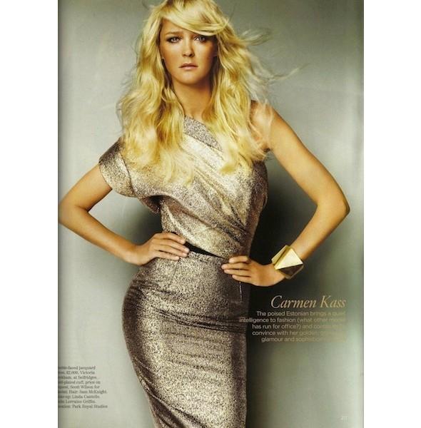 Новые съемки: Elle, Marie Claire, Vogue и другие. Изображение № 35.