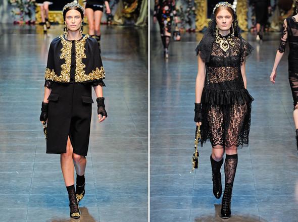 Показы Milan Fashion Week FW 2012: День 5. Изображение № 2.