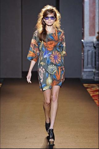 Алена Ахмадуллина на Парижской неделе моды. Изображение № 2.