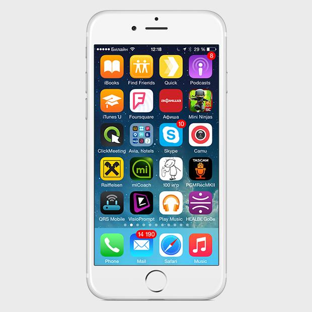 Экран моего смартфона: Леонид Бугаев, креативный директор Nordic Agency AB. Изображение № 2.