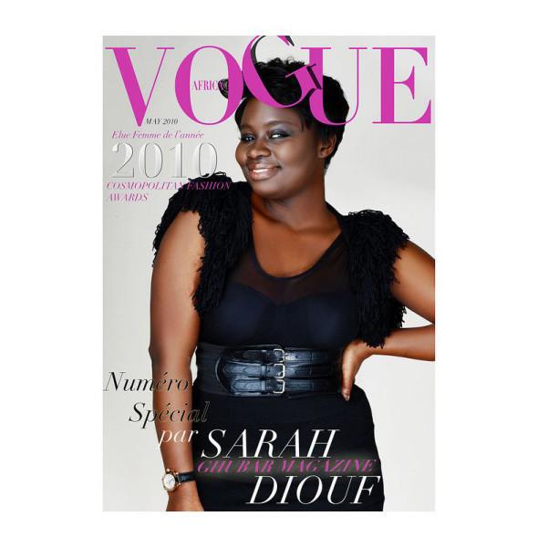 Conde Nast запретил издавать Vogue в Африке. Изображение № 6.