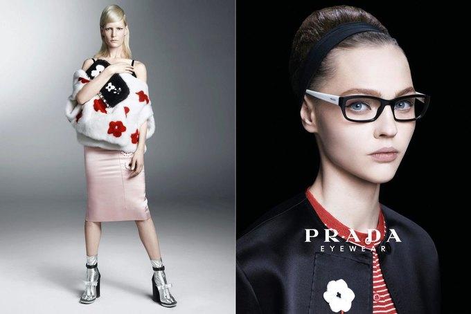 Max Mara, Prada и другие марки выпустили новые кампании. Изображение № 13.