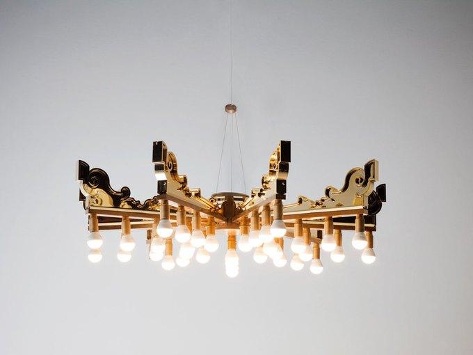 Лампа Bourgie Патрисии Уркиолы. Изображение № 3.