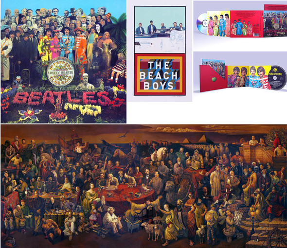 Fred PerryXPeter Blake for Blank Canvas. Изображение № 3.