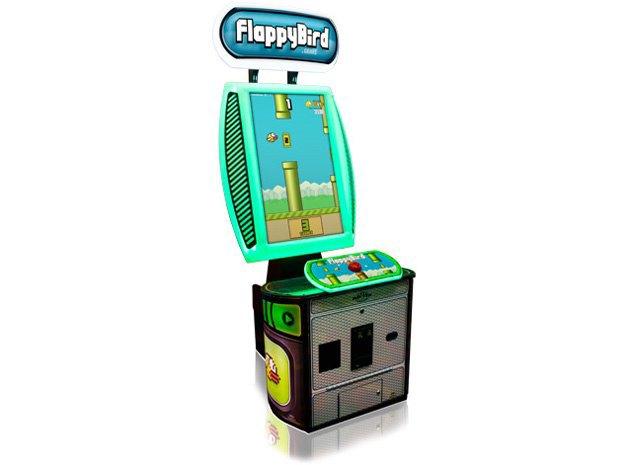 Flappy Bird станет игровым автоматом. Изображение № 1.