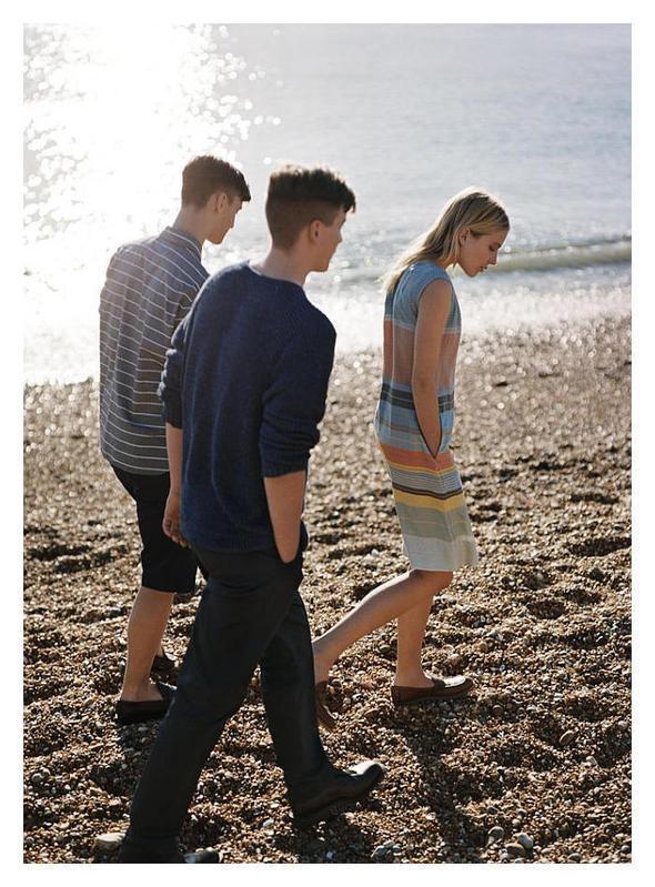 Мужские рекламные кампании: Zara, H&M, Bally и другие. Изображение № 33.