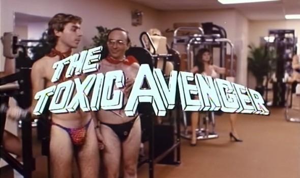 B-Movies: «Токсичный Мститель». Изображение № 1.