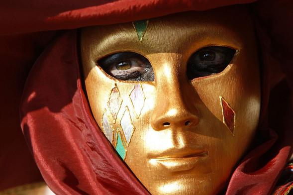 Венецианский карнавал масок. Изображение № 24.