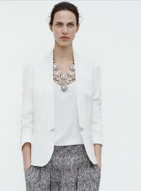 ZARA Lookbook(women june). Изображение № 3.