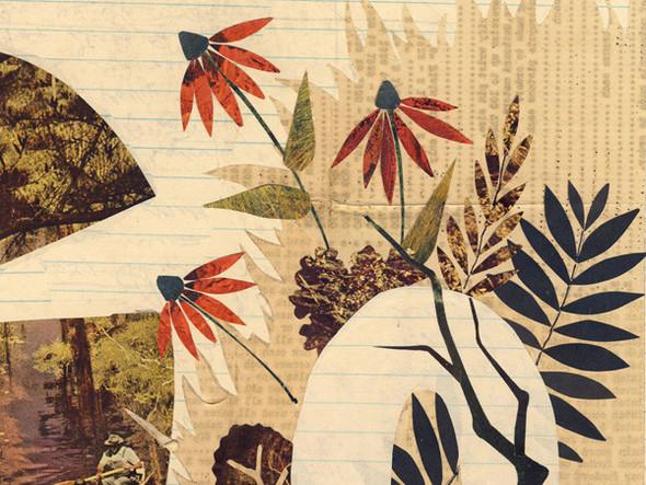 Клей, ножницы, бумага: 10 современных художников-коллажистов. Изображение № 45.