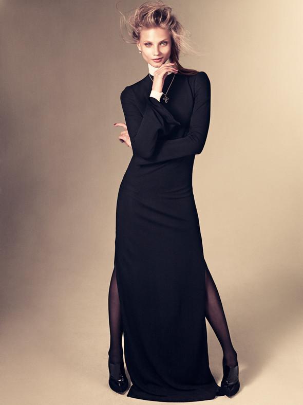 Съёмка: Анна Селезнёва для японского Vogue. Изображение № 7.