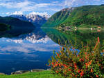 Фьорды Норвегии. Изображение № 1.