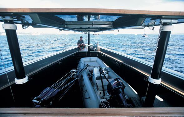 Wallypower 118 - плавающий спорткар!. Изображение № 16.