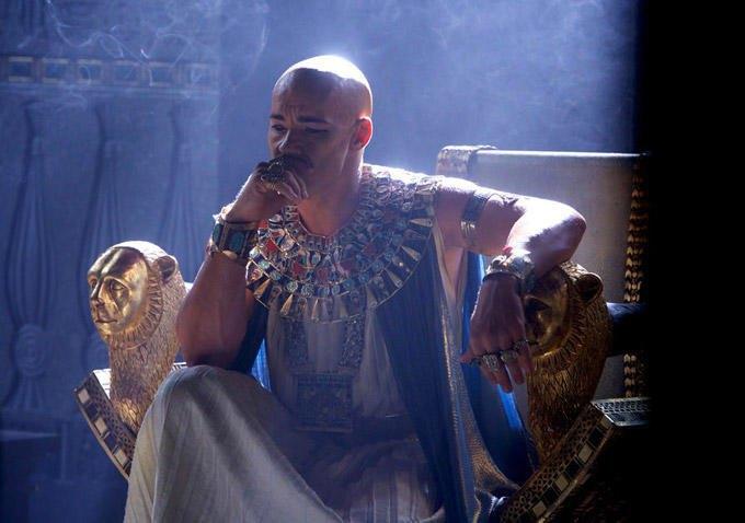 Вышел трейлер фильма Ридли Скотта с Кристианом Бэйлом в роли Моисея. Изображение № 4.