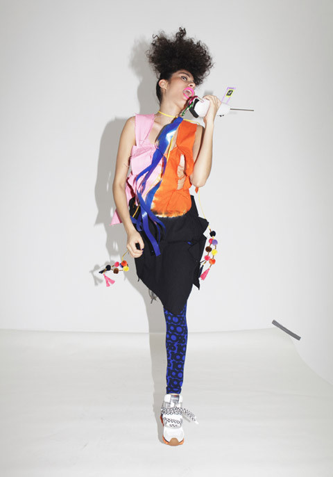 BERNHARD WILLHELM S/S 2012 (W). Изображение № 17.