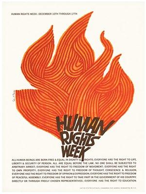Human Rights Week, 1963. Изображение № 16.