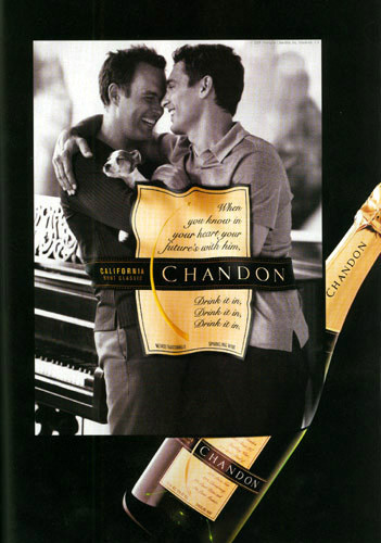 Однополая любовь в рекламе. Изображение № 14.